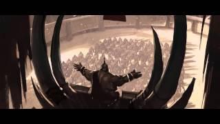 World of Warcraft: Warlords of Draenor — ролик «Владыки войны» (русские субтитры)