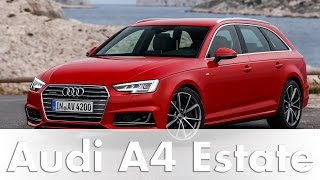 Audi A4 Estate 2016 model | Test Drive Report | Car | English