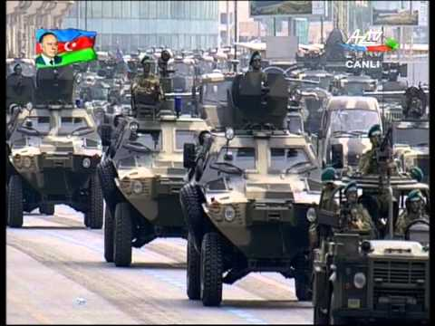 Azerbaijani Military Parade