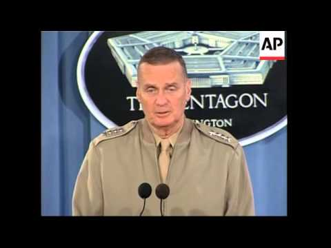 NATO general comment on future involvement in Afghanistan