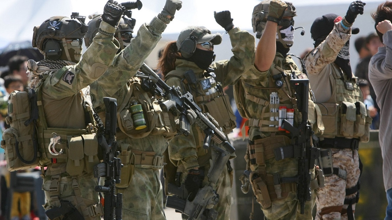 special operations team demo - HD1300×922