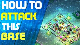 How to Attack on BH6 Most Popular Base with Beta Minion || on Anti 2 Star Base || Clash of Clans