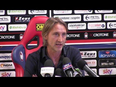 Davide Nicola pronto per Crotone-Torino in bicicletta