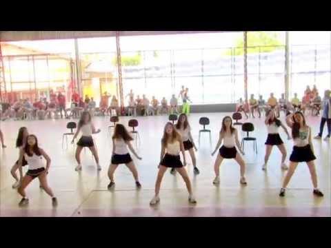 Apresentacao de danca