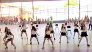 Gincana Estudantil SB 2015 - Apresentação de Dança