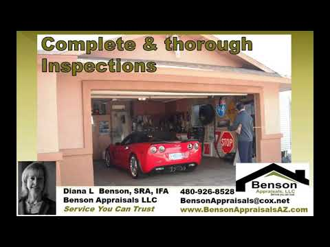 Home appraisal in Gilbert AZ Maricopa county and Pinal County