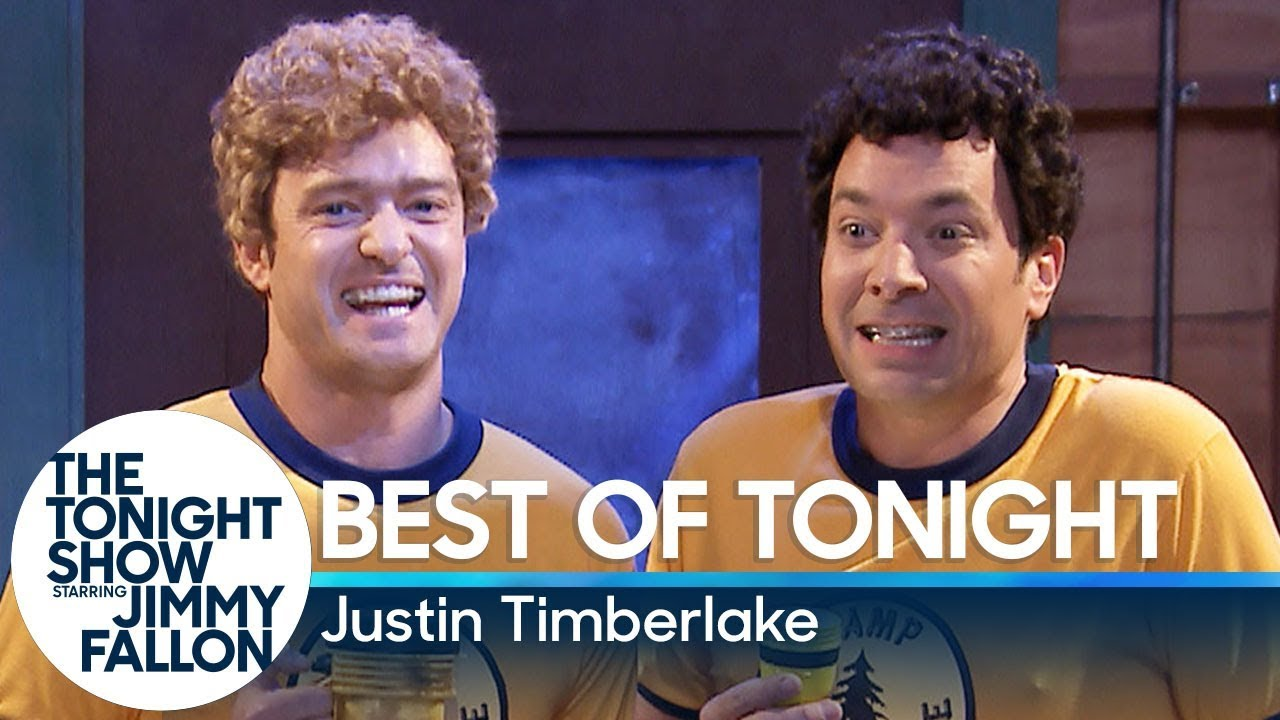 The Best of Justin Timberlake on 'The Tonight Show'