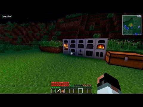 Индустриальный Minecraft с Кубой по-русски №5