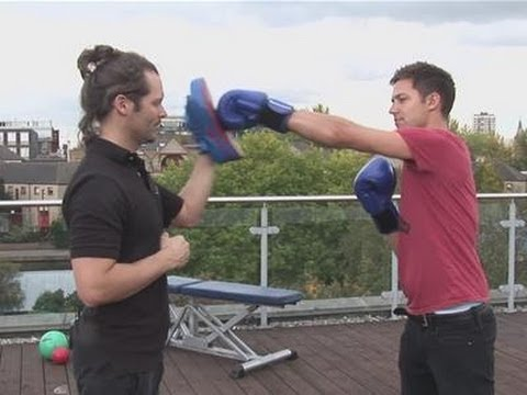 How To Punch Hard In Boxing