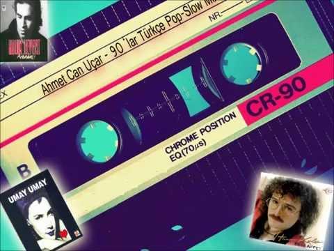 90'lar Türkçe Pop - Slow Mix Bölüm 4 - [A.C.U.]