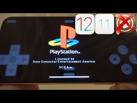NEW Install PlayStation & Games FREE iOS 12 / 11 / 10 NO Jailbreak iPhone iPad iPod Touch
