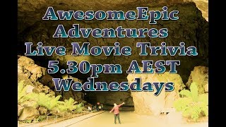 AwesomeEpic Trivia Adventure Movies