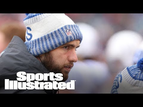 Andrew Luck Vs. Peyton Manning: Colts, Jim Irsay Making Same Mistake? | SI NOW | Sports Illustrated