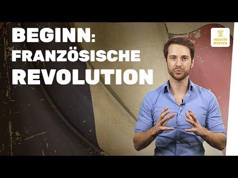 Französische Revolution I Beginn I musstewissen Geschichte