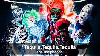 the telephones「Tequila,Tequila,Tequila」(2020年11月リリース new album「NEW!」収録)