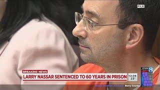 Ex-MSU sports doctor sentenced for child porn