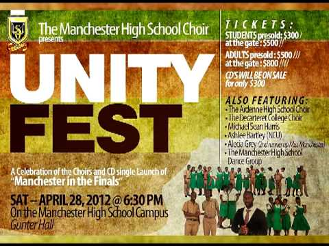 """""""Manchester in the Finals"""" by The Manchester High School Choir (D1 Productions)"""