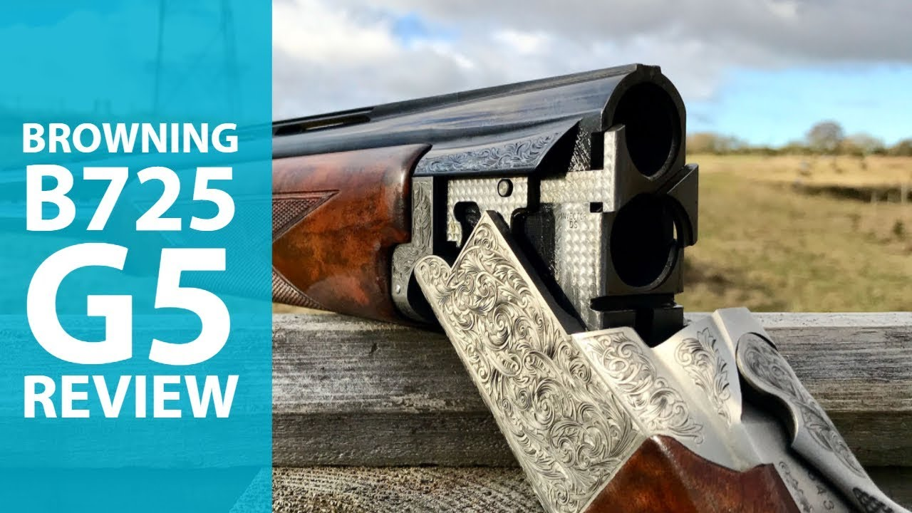 Browning 725 Grade 5 shotgun review