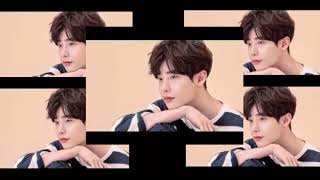 Lee Jong Suk designed and sold clothing