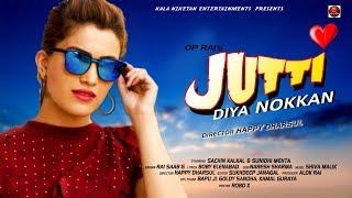 "Punjabi Song ""Jutti Diya Nokkan"" Rai Saab | Sachin Kalkal, Sunidhi Mehta | Kala Niketan Punjabi"