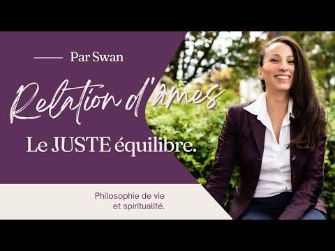 FLAMMES JUMELLES: Le JUSTE équilibre.