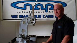 Sanden Clutch explanation by Nostalgic Air Parts.mp4