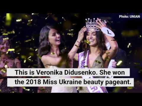 Miss Ukraine beauty pageant announces new winner after scandal