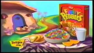 Fruity Pebbles Ad- Robot Dog (2002)