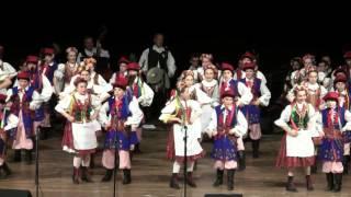 Krakowiaczek ci ja, Krakowiak Es-dur - Koncert ZPiT Lublin Obrazki wiosenne 16.03.2016
