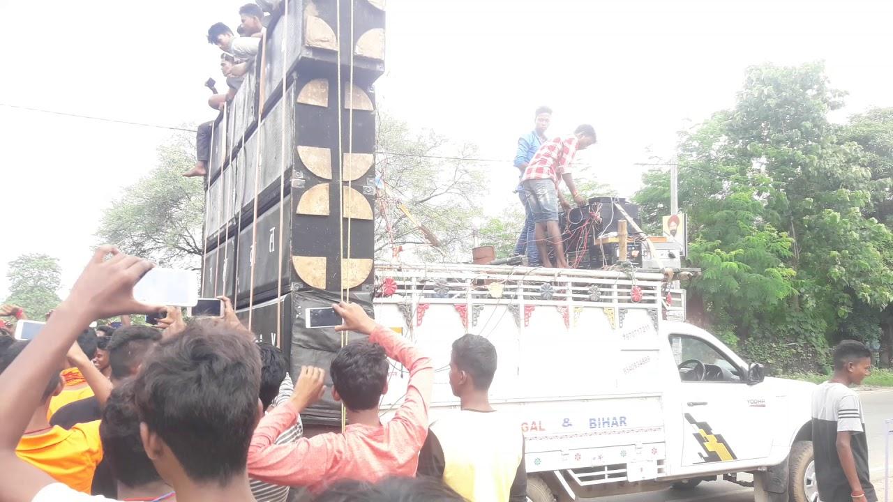 Dj Ajay VS Dj Disco Compitition In Baliapur Dhanbad