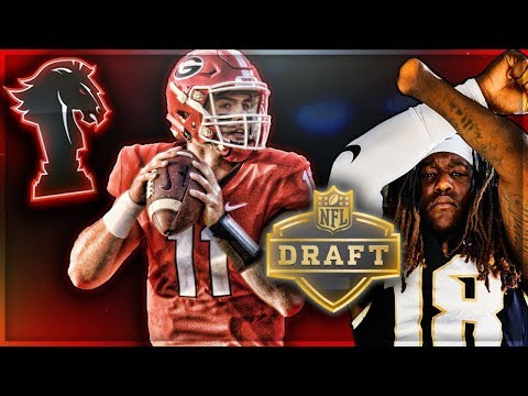 INTRODUCING THE LONDON BLACK KNIGHTS - JAKE FROMM IS OUR FRANCHISE QB? 2019 NFL DRAFT | Ep. 3