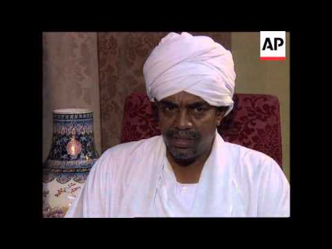 SUDAN: KHARTOUM: TENSION BETWEEN SUDAN AND EGYPT RISES