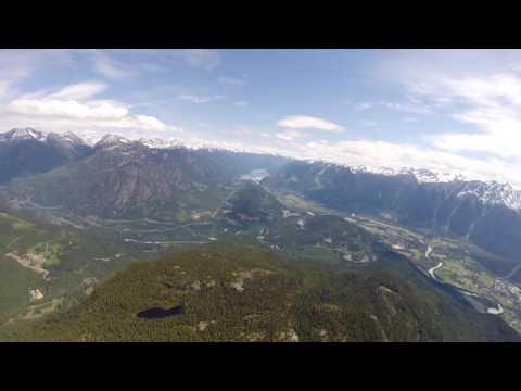 Paragliding - Pemberton, Canada - Ozone Delta2 - GoPro Hero 3+ 1080p30 - 2014-06-21