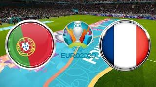 ПОРТУГАЛИЯ ФРАНЦИЯ 2 2 ОБЗОР МАТЧА ЕВРО 23 06 2021 ФУТБОЛ ВИДЕО ГОЛЫ ЧЕМПИОНАТ ЕВРОПЫ 2021 FIFA21
