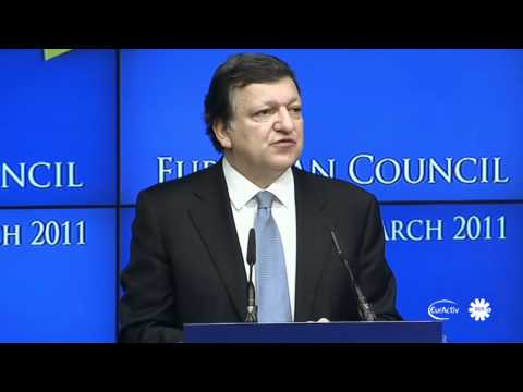 EU leaders agree to 'stress test' nuclear plants: Van Rompuy, Barroso