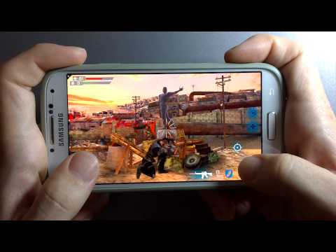 Overkill 3 Gameplay Samsung Galaxy S4 Español Android 5.0.1 Lollipop
