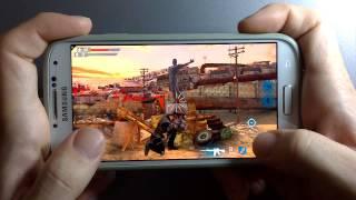 Overkill 3 Gameplay Samsung Galaxy S4 Español Android 5.0.1 Lollipop
