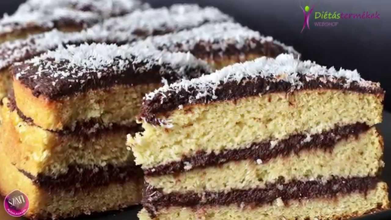 Diétás torta
