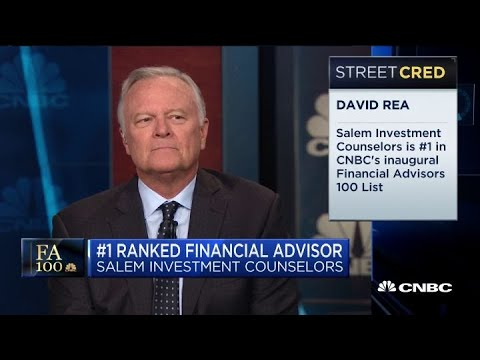 Stock market is 'OK,' right now, says top advisor on CNBC's FA 100 list
