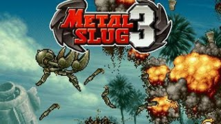 METAL SLUG 3 LEVEL 4 Walkthrough [IOS]