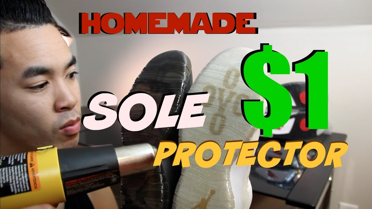 01a12db3dff HOMEMADE Sole Protector For Cheap - Installation