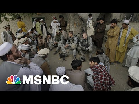 Senator Duckworth Insists U.S. Not Leave Afghan Allies Behind