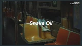 [THAISUB] PREP - Snake Oil feat. Reva Devito แปลเพลง