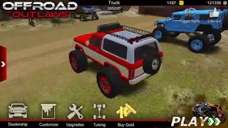 THE FORD BRONCO REVIEW ( off-road outlaws)