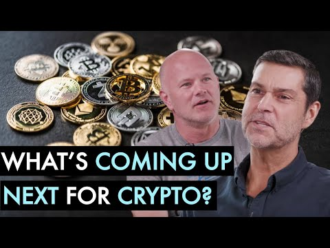 The Next Phase of the Crypto Revolution (w/ Mike Novogratz and Raoul Pal)