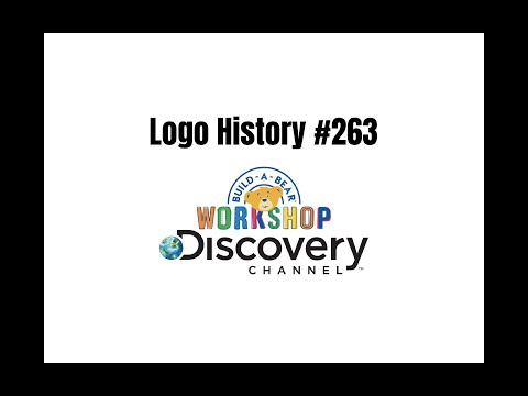 Logo History #263: Build-A-Bear Workshop/Discovery Channel (With one requested logo)