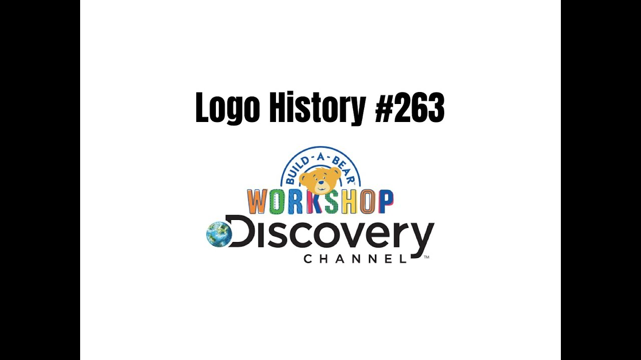 Logo History #263: Build-A-Bear Workshop/Discovery Channel
