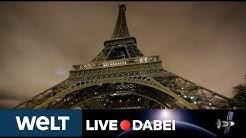 LIVE dabei - PARIS: Nach CoronaEifelturm wird wieder für die Öffentlichkeit freigegeben