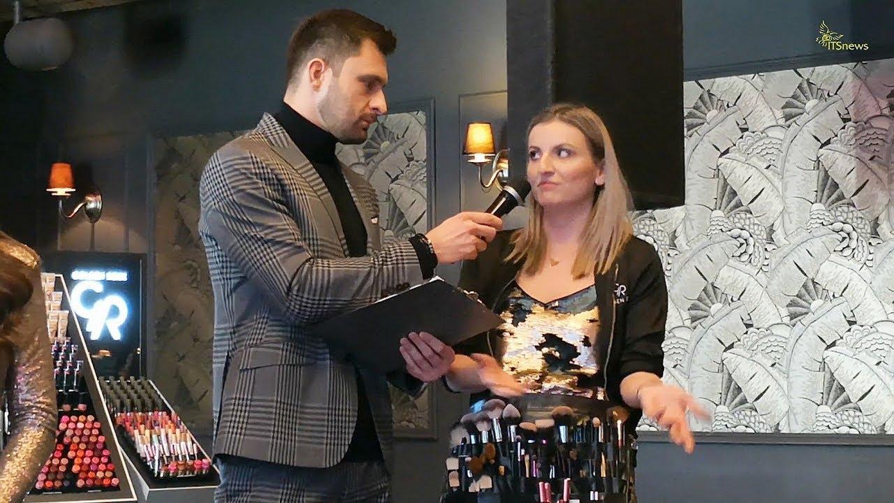 Makijaż trendy 2017/ 2018 Kaja Ochał wizażystka Golden Rose. Miss Polonia 2017 i …