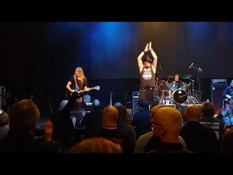 THE SWEET with Steve Priest live at Arcada Theatre, St Charles IL,  Sat Mar 31 2018 final part